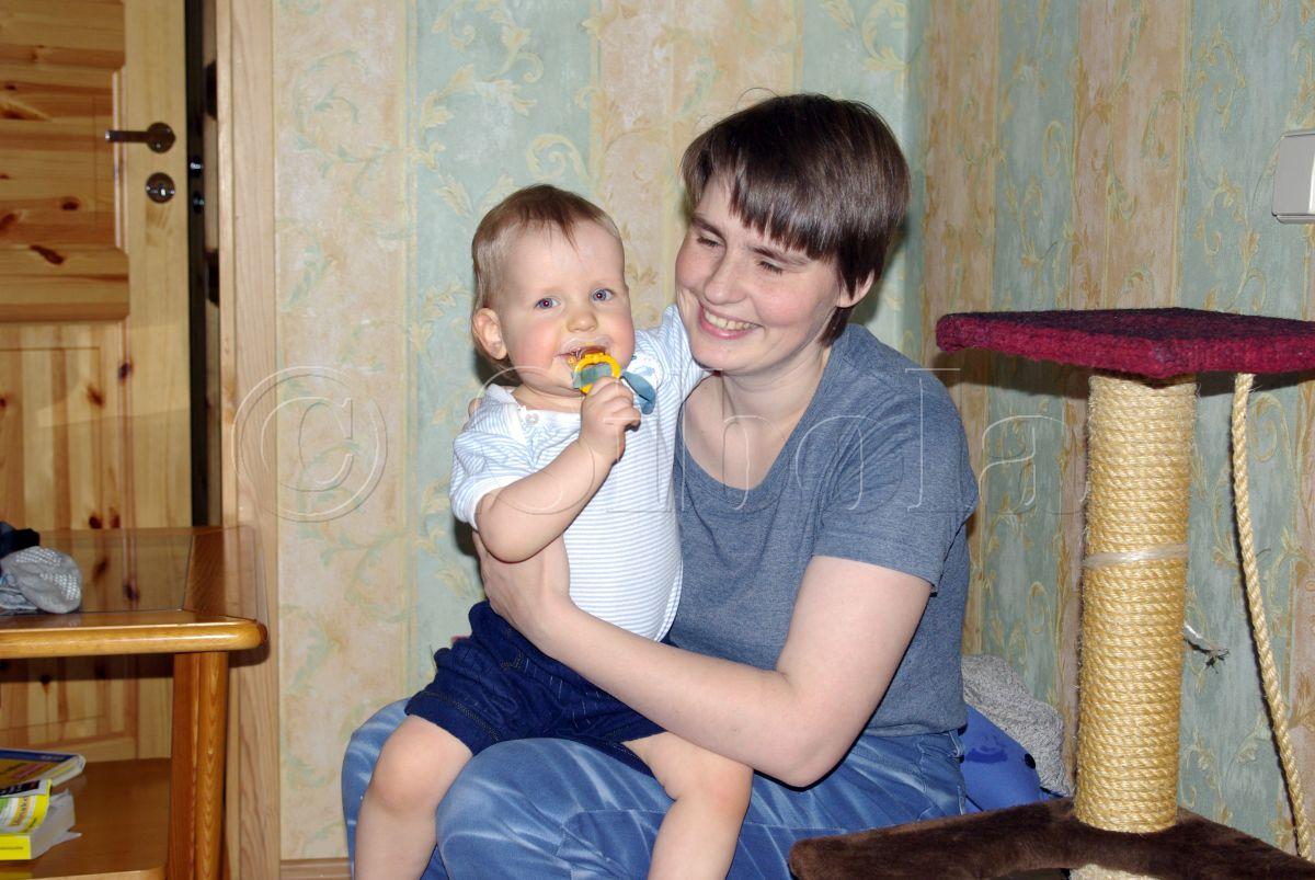 Aastasena koos emmega