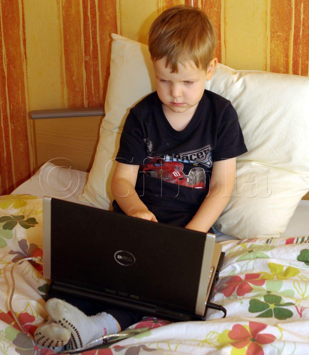 Juba nelja aasta vanuselt oskasin ma arvutiga asju teha